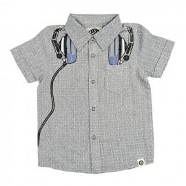 Dj shirt in cotton